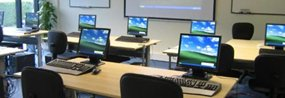 Forex Course Training Room